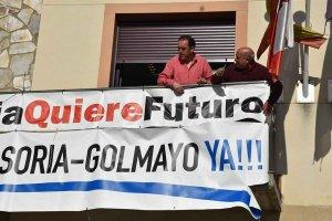 Golmayo anuncia licitación de la pasarela peatonal
