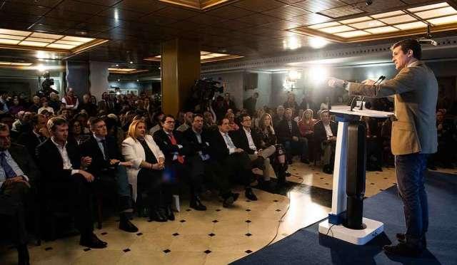 El PP asegura que ha completado el 60 por ciento de candidaturas