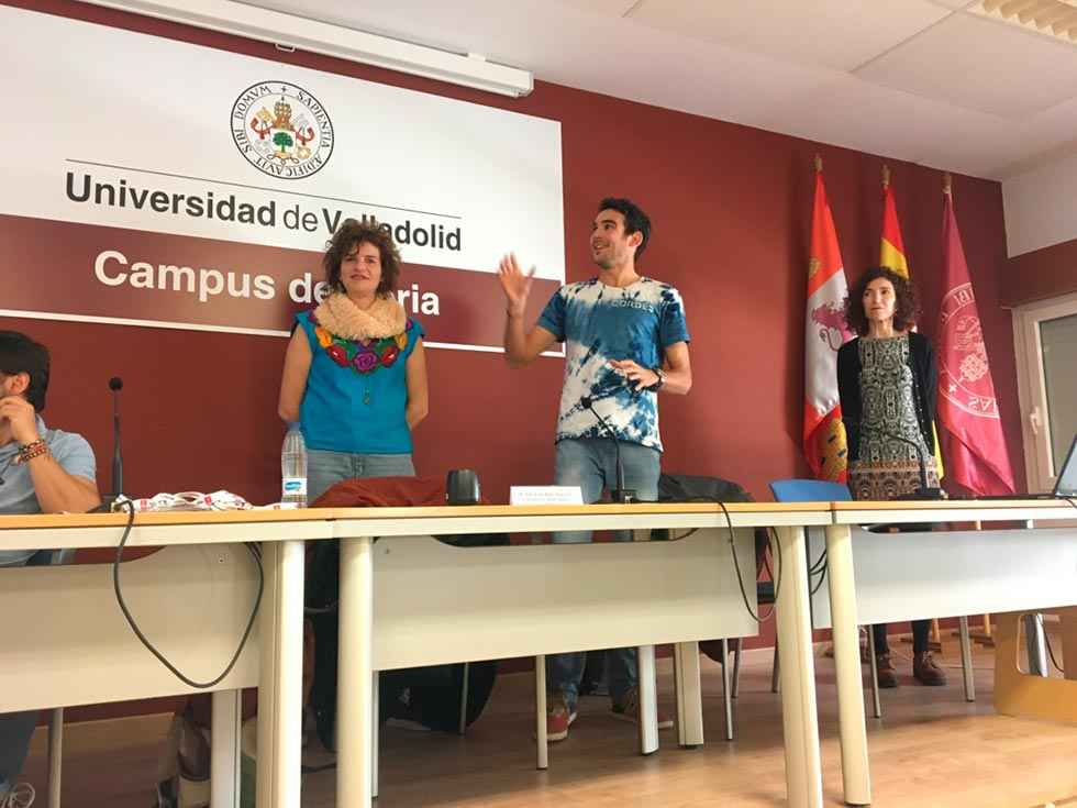 Jornada de sensibilización en el campus sobre cooperación