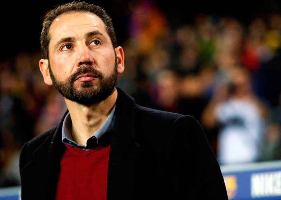 El Sevilla destituye a Pablo Machín por la mala racha de resultados