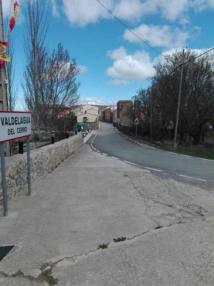 """Valdelagua del Cerro """"Apadrina un árbol"""""""
