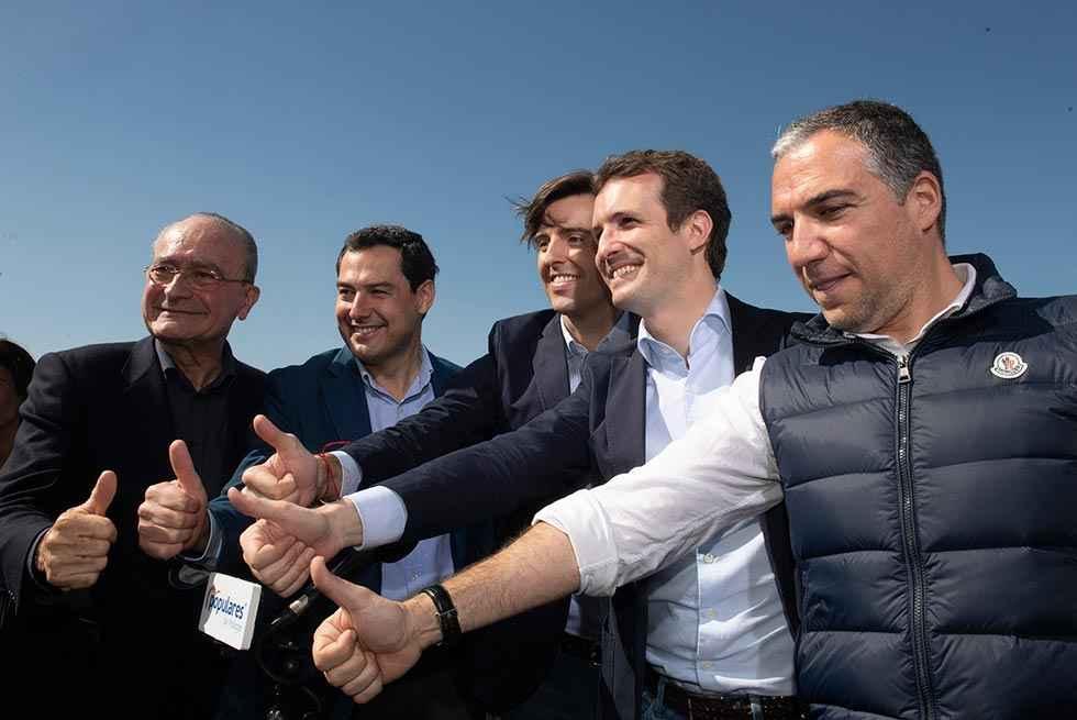 Un sondeo electoral da ganador al PP en elecciones generales