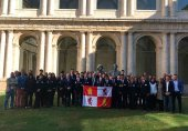 Rey anima a conseguir nuevas medallas a alumnos que participan en Spainskills