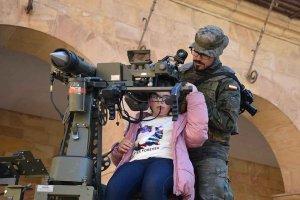 El Ejército explica su función en Soria - fotos