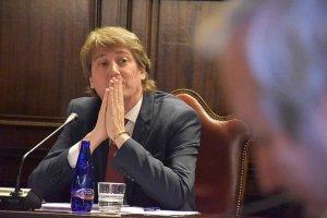 Soria: el pleno de la Comisaria - fotos