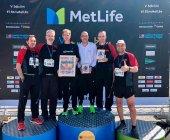 La 15 km MetLife Madrid Activa, que dirige Antón, bate récord
