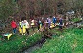 Libera recoge más de 400 kilos de residuos en la Comunidad