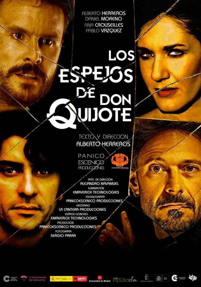 """""""Los Espejos de Don Quijote"""", teatro en Almazán"""