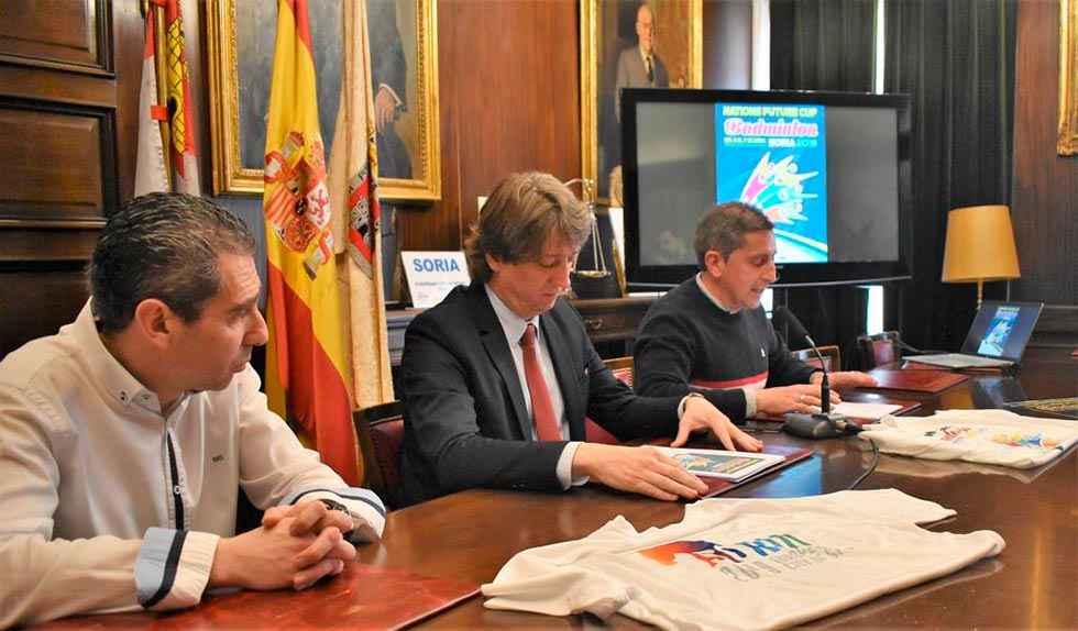 Mesa de Debate en FOES con los alcaldables de Soria