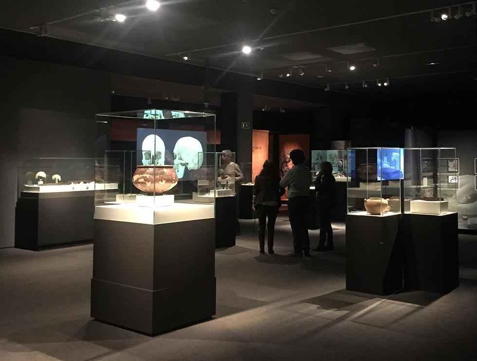 El Numantino cede piezas para dos exposiciones en Madrid