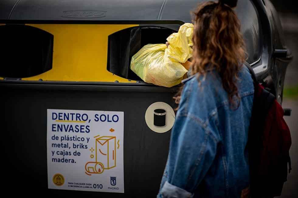 Castilla y León, comprometida con el reciclaje