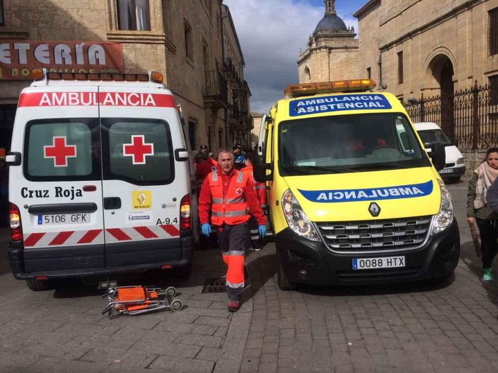 Fallece un hombre en colisión de turismo y furgoneta