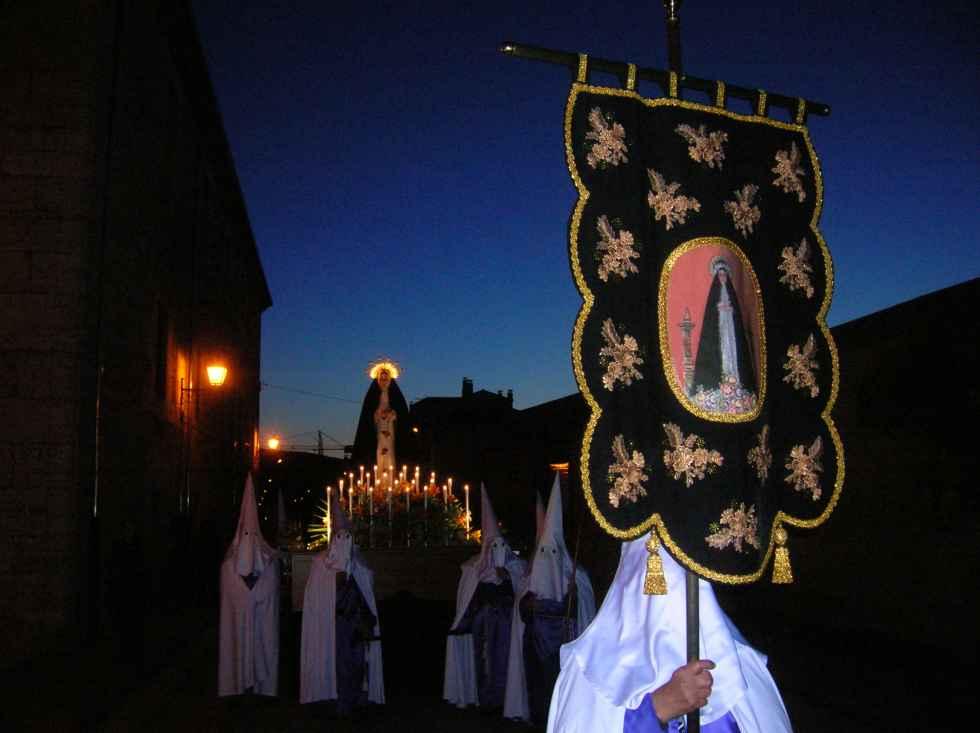 La Semana Santa burgense, marcada por la participación