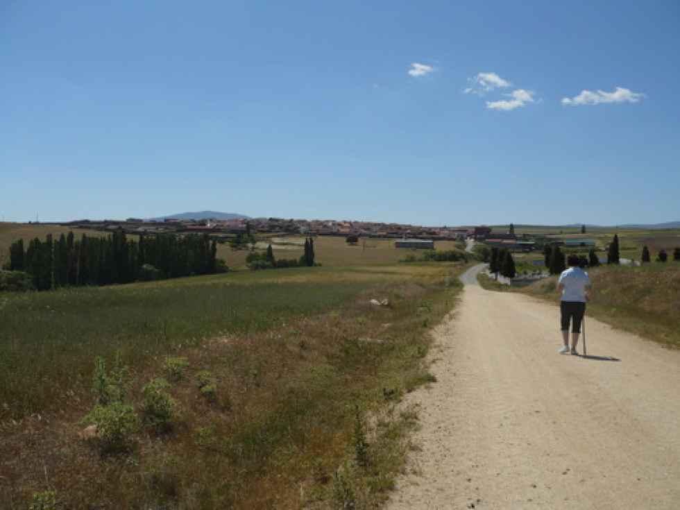 Fallece un ciclista tras sufrir un accidente en camino rural