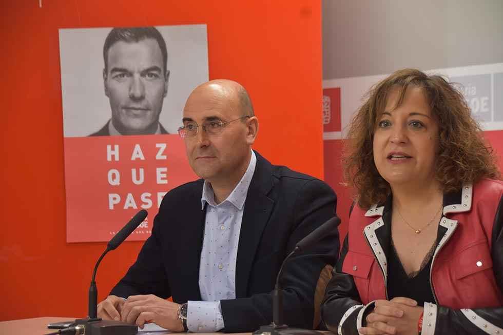 """Iratxe García (PSOE): """"Nos comprometemos a que PAC no retroceda ni un milímetro"""""""