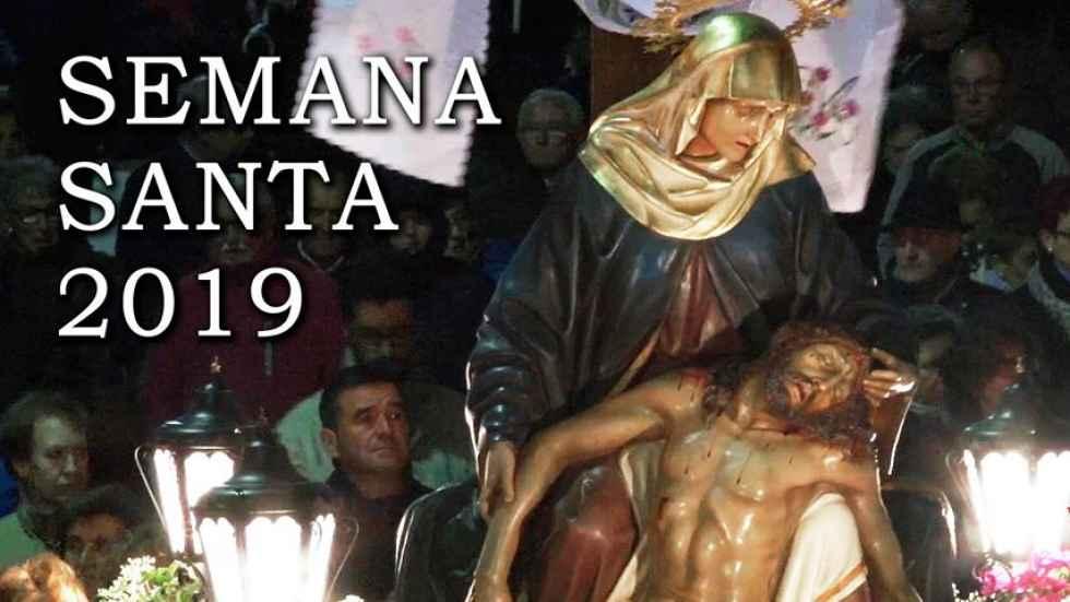Video resumen de la Semana Santa sanestebeña
