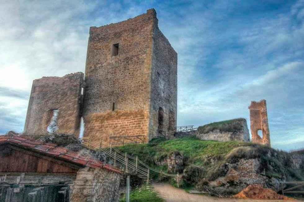 Proyecto para consolidar la torre del homenaje en Calatañazor