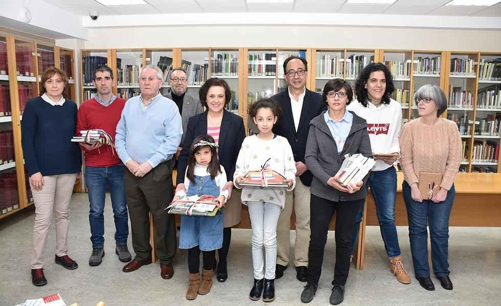 La Biblioteca Pública celebra el Día del Libro