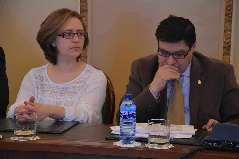 Alonso, en la candidatura de la PPso que encabeza Pardo