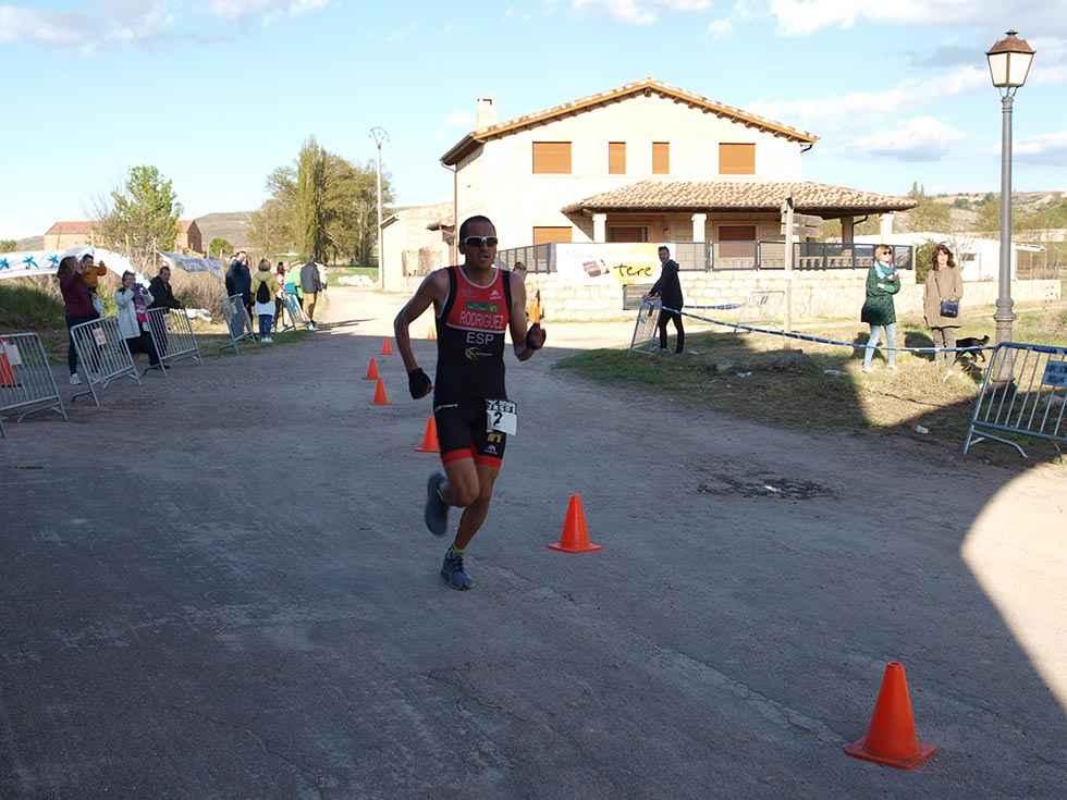 Rújula, campeón regional de Duatlón Cross