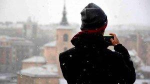 AEMET advierte de marcado descenso de temperaturas