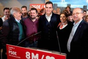 El PSOE sería el partido más votado el 28-A, según el CIS