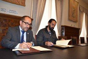 La Diputación destina 23.000 euros al Atletismo Numantino