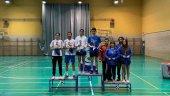 Campeonato Absoluto de Castilla y León de bádminton, en Soria