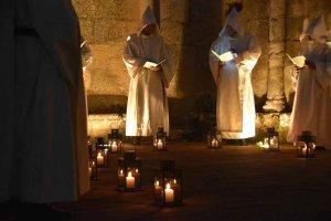 Sábado Santo: Vísperas de luz, en Soria - fotos