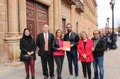 El PSOE presenta su candidatura a las Cortes regionales