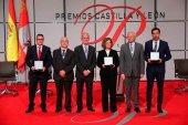 Entrega de los Premios Castilla y León 2018