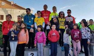 Rujula gana el Duatlón Cross de Melgar de Yuso