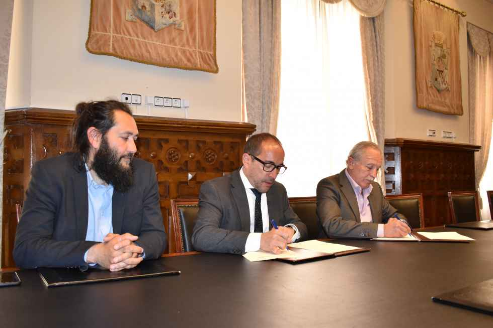 La Diputación apoya la continuidad del Cesefor