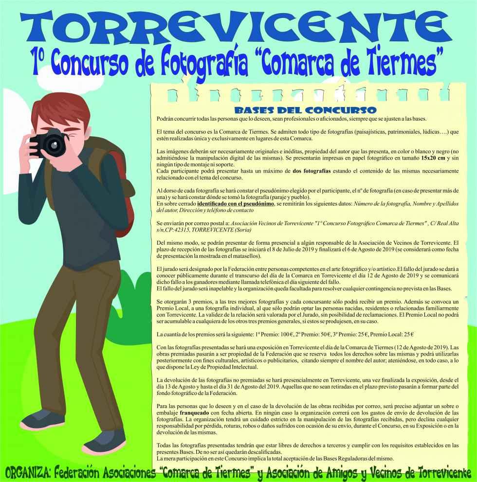 Concurso fotográfico de la comarca de Tiermes