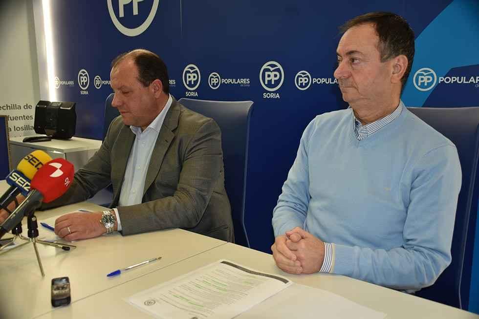 Alonso niega que El Burgo se haya debilitado en última legislatura