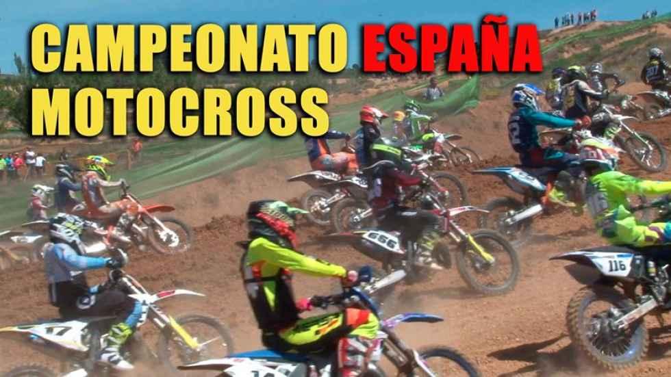 Vídeo resumen del Campeonato de España de Motocross