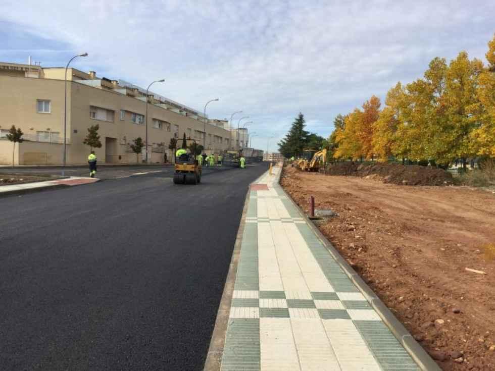 El Ayuntamiento adjudica nueva fase de asfaltado de la ciudad