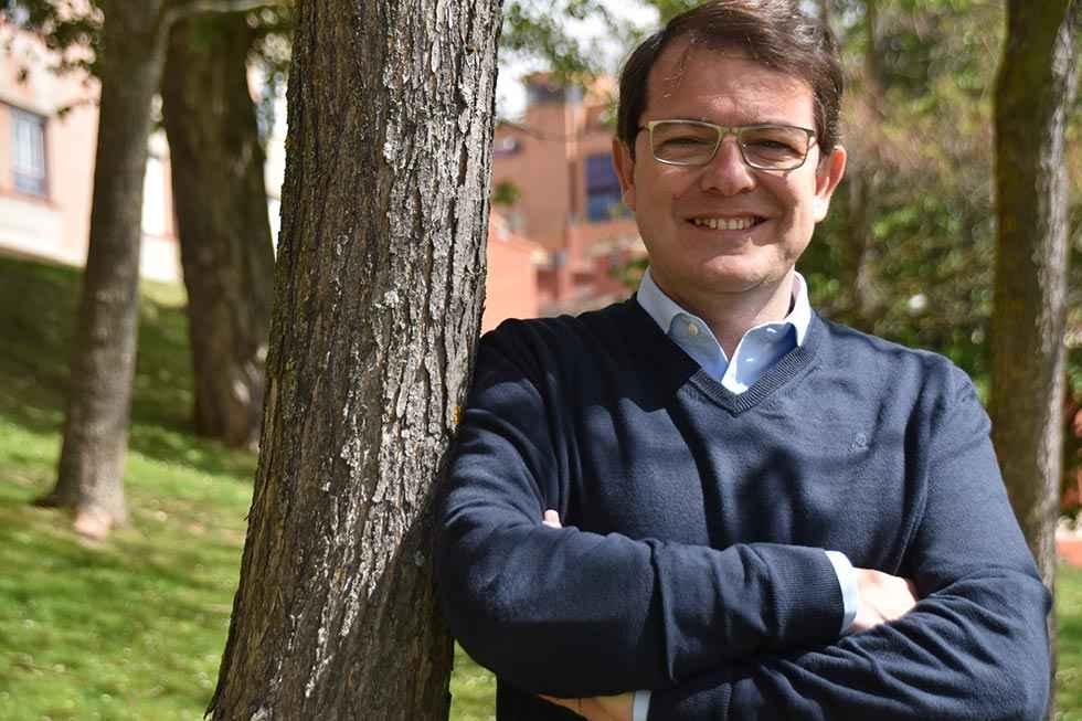 """Mañueco: """"Nos vamos a comprometer desde la Junta con Soria"""""""
