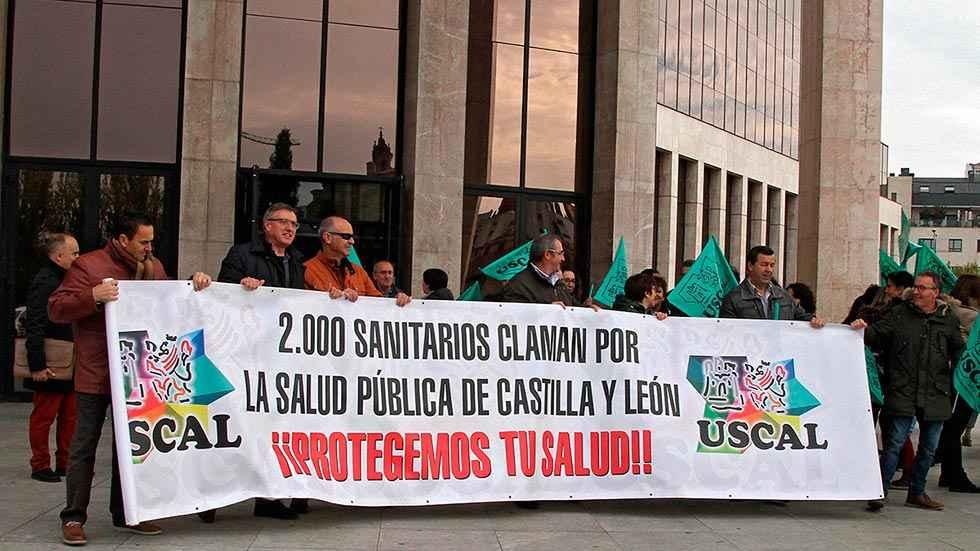 La sanidad pública, la gran olvidada de los debates, según USCAL