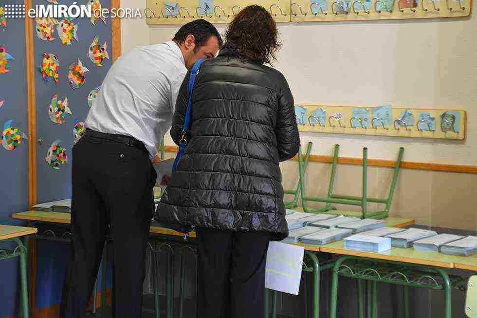 Recuento en marcha de elecciones del 26-M