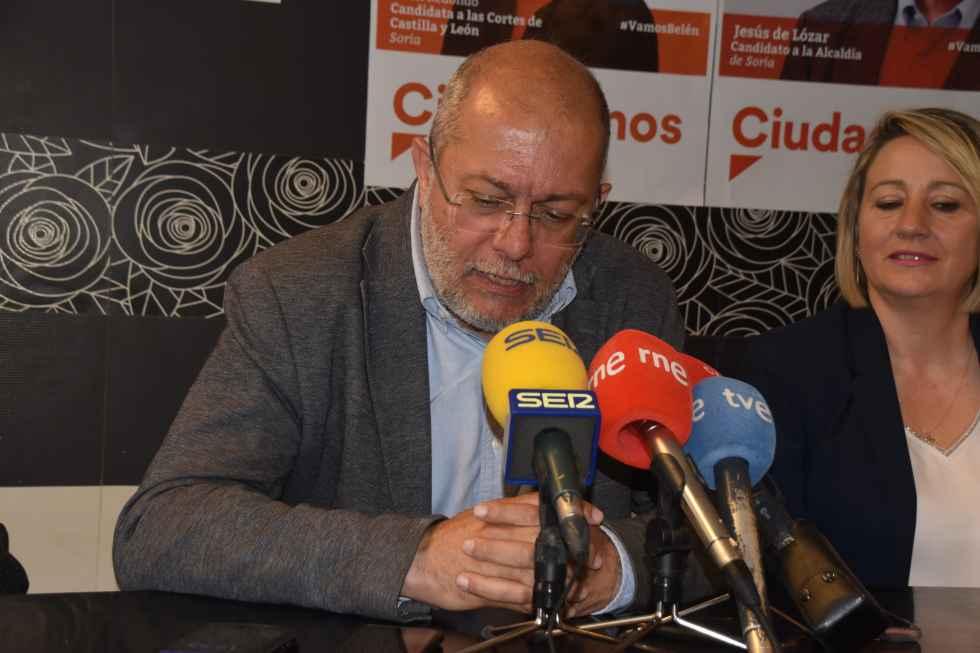 Igea se muestra abierto a acuerdo de gobernalidad con PP ó PSOE