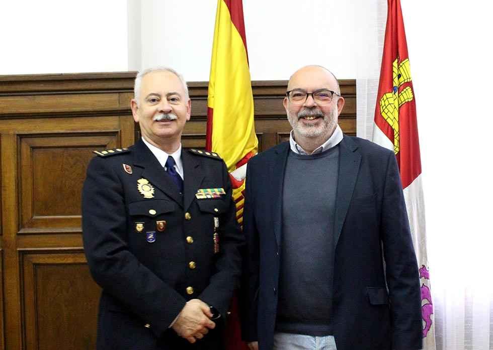 El jefe de la Comisaría de Policía se traslada a Valladolid