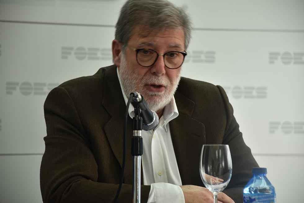 Aparicio demanda unión empresarial ante entorno político inestable