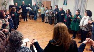 Doscientos catequistas en el XXV encuentro regional