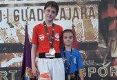 Dos sorianos, subcampeones de España en Kickboxing