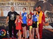 Buen resultado de Kicboxing Soria en nacional