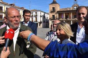 Igea reta a Mañueco a un debate televisivo sobre sanidad