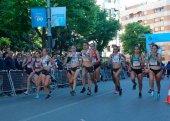 Marta Pérez gana la Milla urbana de Aranda de Duero