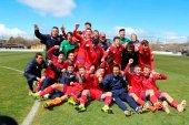 El Numancia juvenil sigue adelante en la Copa del Rey