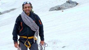 Proyecto de liderazgo del alpinista Pauner en Los Escolapios